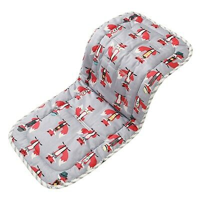Stroller pad, soft double-sided cotton stroller cushion, suitable for most carts