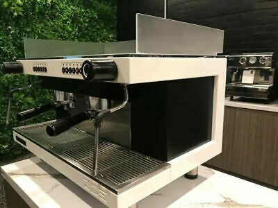 2 Group Sanremo Tall Cup Zoe Commercial Coffee Machine