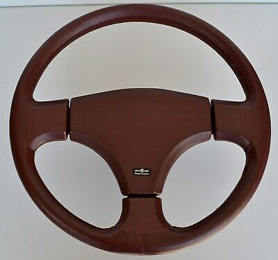 Nardi / Personal Lederlenkrad mit ABE steering wheel volante Executive 390mm