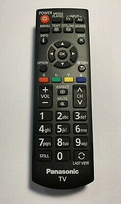 BRAND NEW PANASONIC REMOTE CONTROL N2QAYB000818 For TH-42A400A TH-50A430A