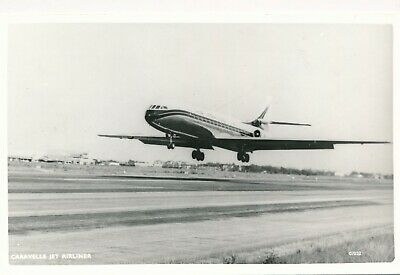 CP - Avion - Vliegtuig - air France - Caravelle - xx-xxx - photo