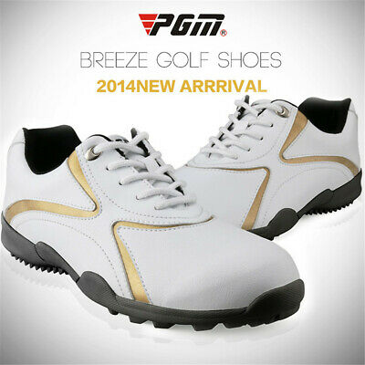 2019 Golf Shoes PGM Men's Sports Shoes Waterproof Anti-skid Sport with gift box