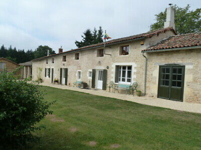 French House and Campsite Business in SW France