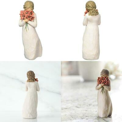 NEW Surrounded By Love Figurine Is An Intimate Line Of Figurative Sculp UK STOCK