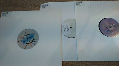 Depeche Mode12 vinyl Club promos x3very rare Unreleased -Peace x 2 Perfect x 1