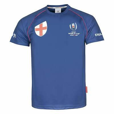 Rugby World Cup 2019 England Rugby World Cup Country T-Shirt - Navy