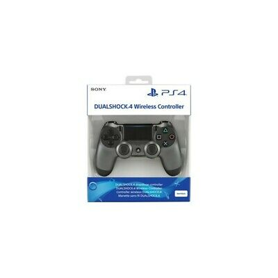 Ps4 Dualshock 4 Steel Black V2