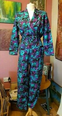 True Vintage Jumpsuit Boiler Suit Current Size 6 Petite