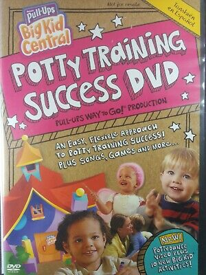Huggies Pull-Ups Potty Training Success DVD 2010