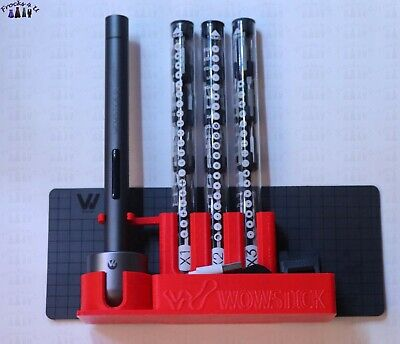 Wowstick 1F Pro Screwdriver Set Custom 3D Printed Desk Tidy / Holder / Organiser