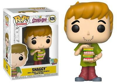 Scooby Doo 50th #626 - Shaggy with Sandwich - Funko Pop! Animation (Brand New)