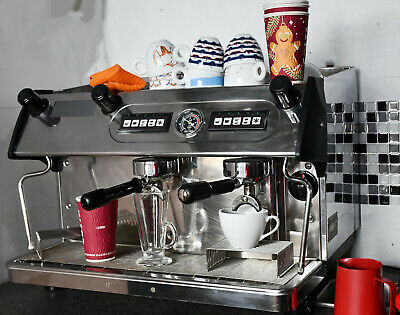 Commercial Coffee  Machine  High Groups For Large Takeawav Cups Espresso Expobar