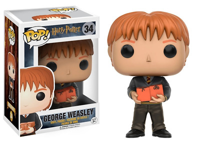 Harry Potter #34 - George Weasley - Funko Pop! Movies (Brand New)