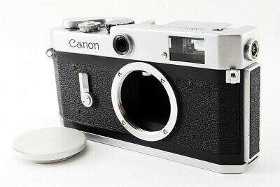 CANON P 35mm Rangefinder Film Camera Leica Screw Mount JAPAN [Near Mint] #482635