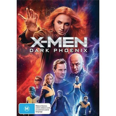 X-Men: Dark Phoenix  - (DVD, 2019) (AUS REGION 4) BRAND NEW & SEALED
