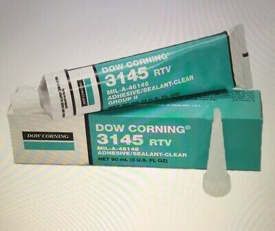 DOW CORNING 3140 MIL-A-46146 RTV Coating Silicone Sealant