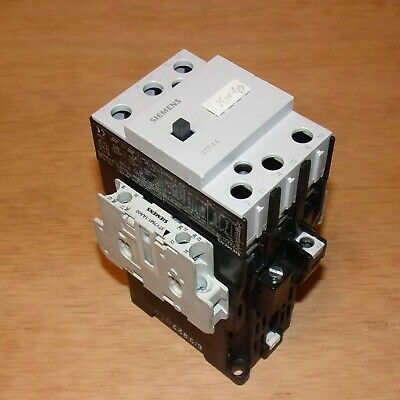 Siemens 24VDC Coil 55A 3TF44 Contactor 3TF4422-0B