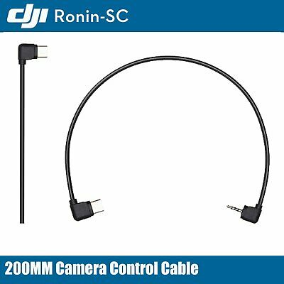 200MM Camera Control Cable for DJI Ronin-SC RSS-P Cable to Panasonic Accessories