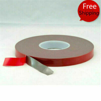 """3M 9690B Double Sided Adhesive Black Tape Phone TV LCD Display 8-1//2/"""" x 10 yds"""