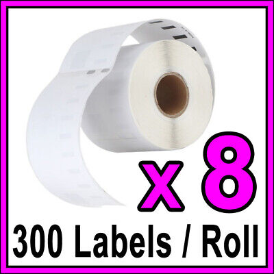 8x Compatible Dymo 30256 Large Shipping Label 59mm x 102mm SD30256 S0719190 4XL
