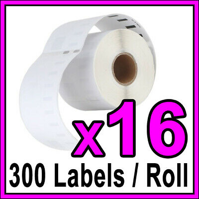 16x Compatible Dymo 30256 Large Shipping Label 59mm x 102mm SD30256 S0719190 4XL