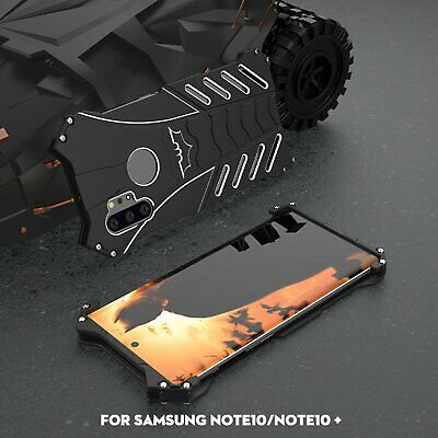R-JUST Metal Shockproof Protective Case Cover for Samsung Galaxy Note 10/10 Plus