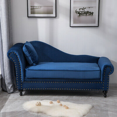 Outstanding Tufted Velvet Chesterfield Chaise Longue Lounge Sofa Bed Uwap Interior Chair Design Uwaporg