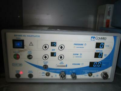 Conmed Linvatec GS1002 40 liter Insufflator