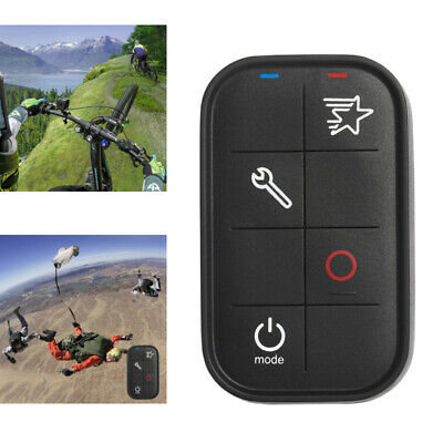 Smart Wireless WiFi Remote Control IP67 for GoPro Hero 7/6/5/4/3+/3/4 Session ss