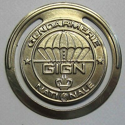 GIGN Marque-page