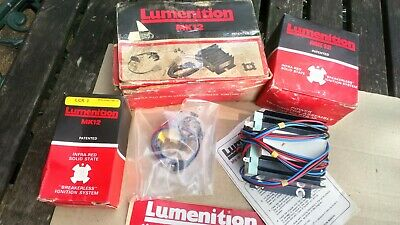 LUMENITION Electronic Ignition Kit to suit FORD Pinto & Essex V4