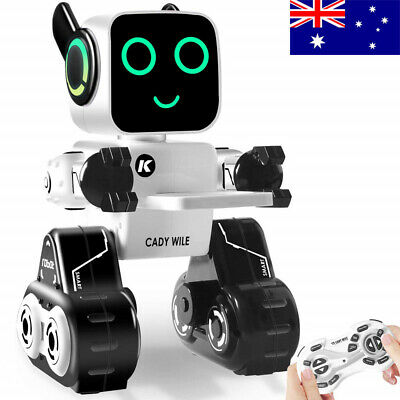 Smart Remote Control Robot Toy&Gift for kids Interactive Robot with Touch HBUDS