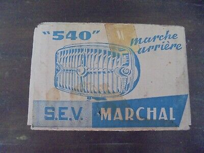 Marchal 540.