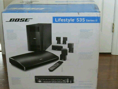 Bose Lifestyle 535 ll   home cinema system  Sound touch (WORTH £3000 ) complete