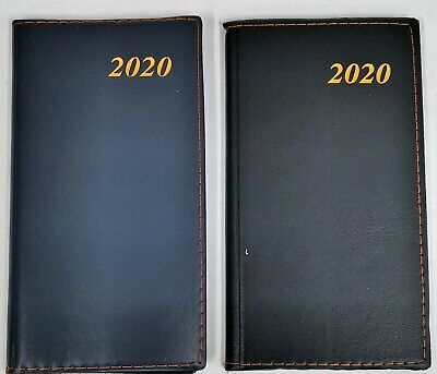 2020 Slim Weekly Diary - Planner New Year Notebook Address Book