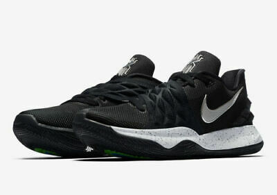Mens Nike Kyrie Low AO8979-003 Black/Metallic Silver NEW Size 12