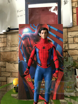 Spider-Man:Homecoming 1/6 Deluxe Ver. Action Figure Model Toys Collection In Box
