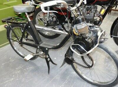 Velosolex 2200 Moped Circa 1961 Good Original Condition