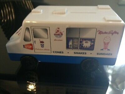 Brand New Mr Softee Ice Cream Truck Bank Great For Saving Change