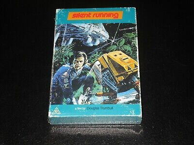 Silent Running Exclusive VHS Limited Edition Blu-ray PAL Import Sealed
