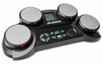 Alesis Ultra-portable Electronic 4-Pad Tabletop Drum Kit - CompactKit 4