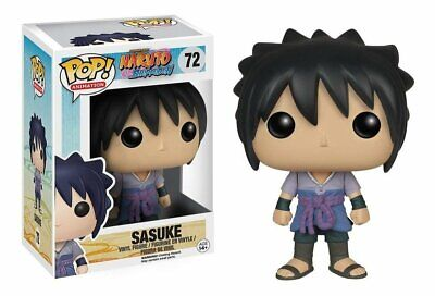 Naruto Shippuden #72 - Sasuke - Funko Pop! Animation (Brand New)