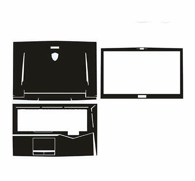 KH Special Laptop Leather Skin Stickers Fit MSI GT75VR