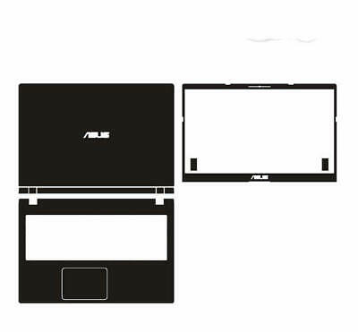 KH Special Laptop Leather Skin Stickers Fit Asus YX560U