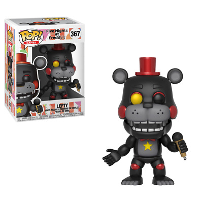 Five Nights at Freddy's #367 - Lefty - Funko Pop! Games (Brand New)