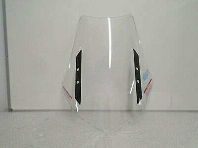 Piaggio MP3 500 Touring Business Medium Clear WindScreen New RRP £177.99! 653997