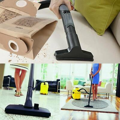 Universal Vacuum Cleaner Bags Paper Dust Hoover Bag Replacement For KARCHER MV2