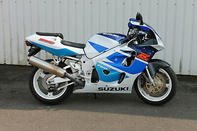 Suzuki GSX-R 750 SRAD EZ: 2001 Sportler / Supersportler