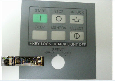 NEW FOR  Panasonic NPM Membrane Keypad N610049761AA