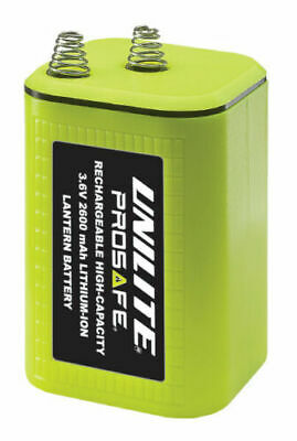 Unilite Replacement Rechargeable Plug-In Battery For Lantern Torches